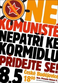 Obrázek kčlánku Protikomunističtí aktivisté si zaslouží naše uznání