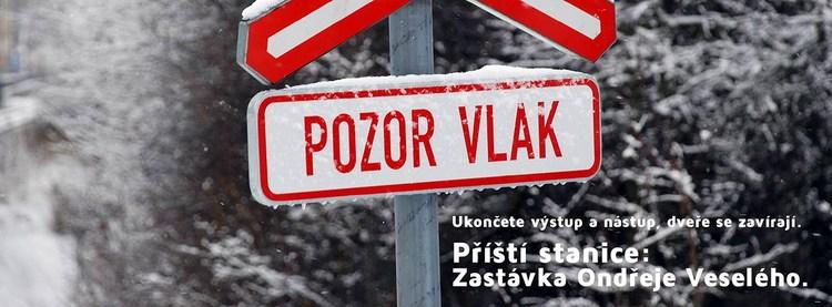 Obrázek kčlánku Nová vlaková zastávka vPísku
