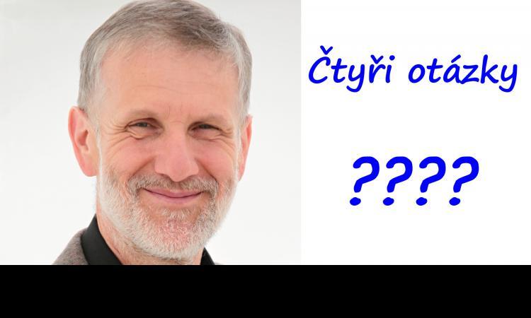 Obrázek kčlánku Čtyři otázky pro Josefa Troupa