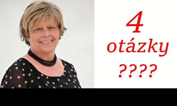 Obrázek kčlánku Čtyři otázky pro Evu Vanžurovou