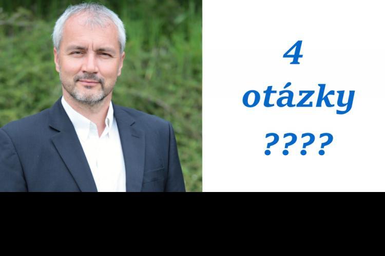 Obrázek kčlánku Čtyři otázky pro Radka Sosnu