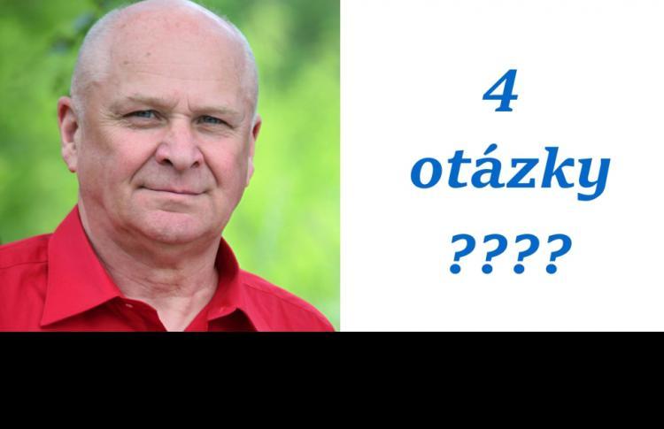 Obrázek kčlánku Čtyři otázky pro Karla Burdu