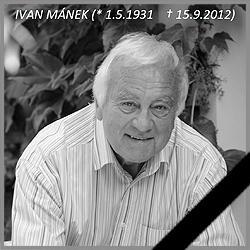 Obrázek kčlánku Zemřel Ivan Mánek