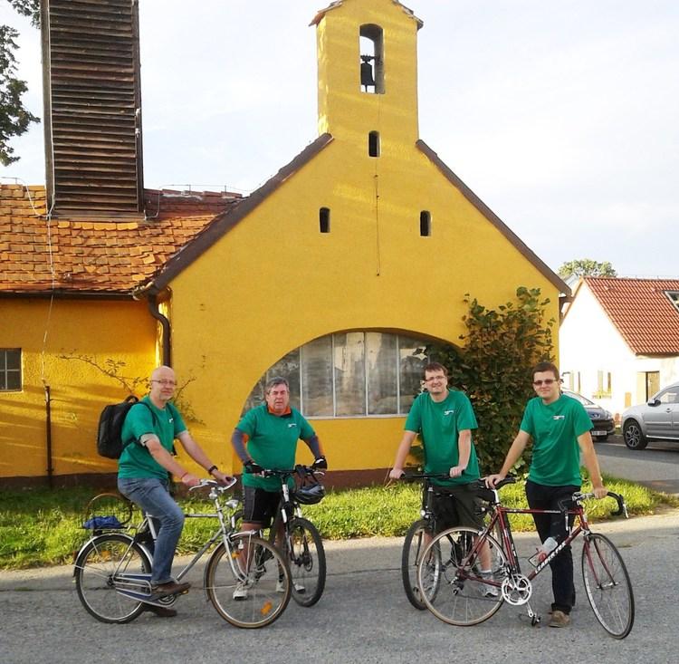 Obrázek kčlánku Kampaň na cyklostezce